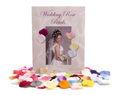 Samples Silk Rose Petals more then 65 colors+Catalog