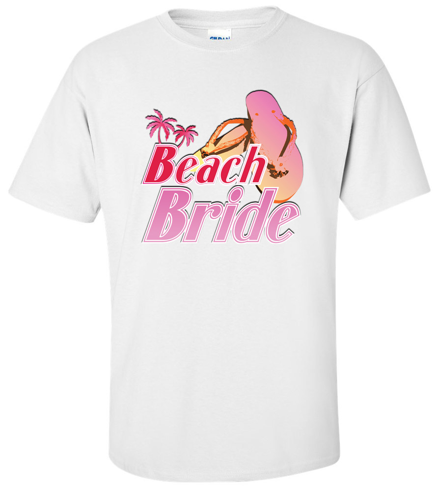 Beach Bride T-Shirt