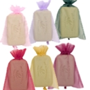 Wedding Sheer Organza Pouches