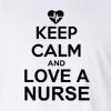 Keep_Calm_And_Love_A_Nurse Long Sleeve T-Shirt