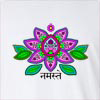 Namaste Flower Long Sleeve T-Shirt