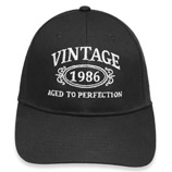 30th Anniversary Vintage 1986 Hat