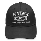 40th Anniversary Vintage 1976 Hat