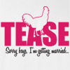 Cock Tease Wedding T Shirt