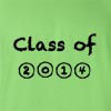 Class of 2013 Funny College T Shirt