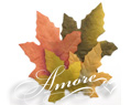 Silk Maple Fall Leaves Wedding