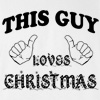 This Guy Loves Christmas T-shirt Funny Winter Holiday Tee