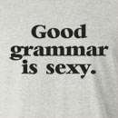 Good Grammar Is Sexy Long Sleeve T-Shirt