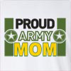 Proud Army Mom Long Sleeve T-Shirt